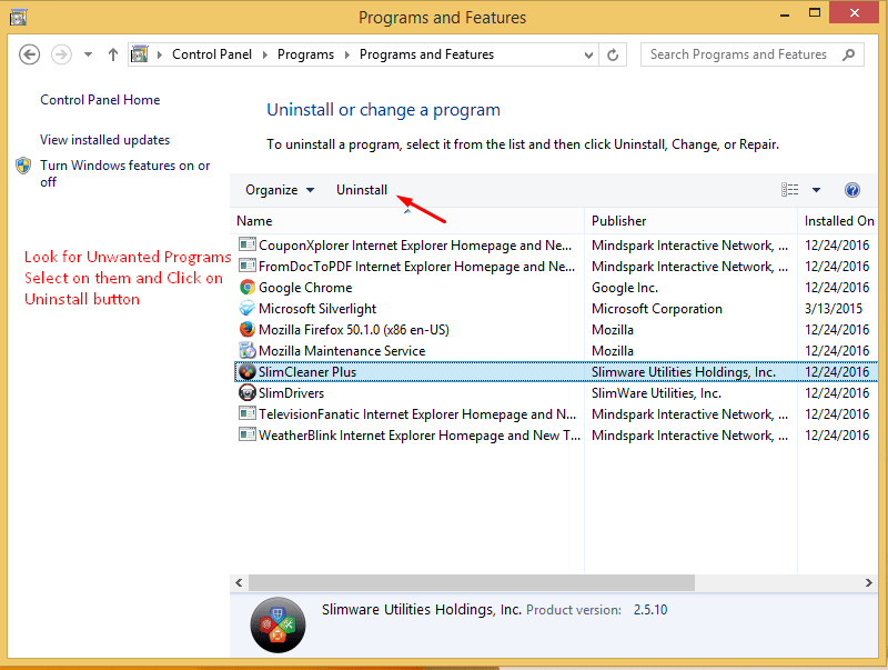 Remove Unwanted Application from Win 8 - 3