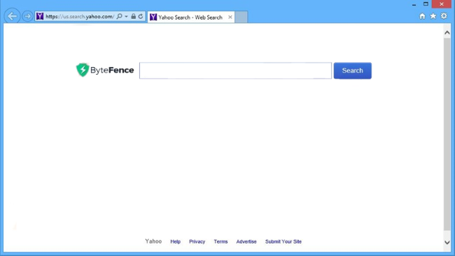 ByteFence Redirect Browser Hijacker