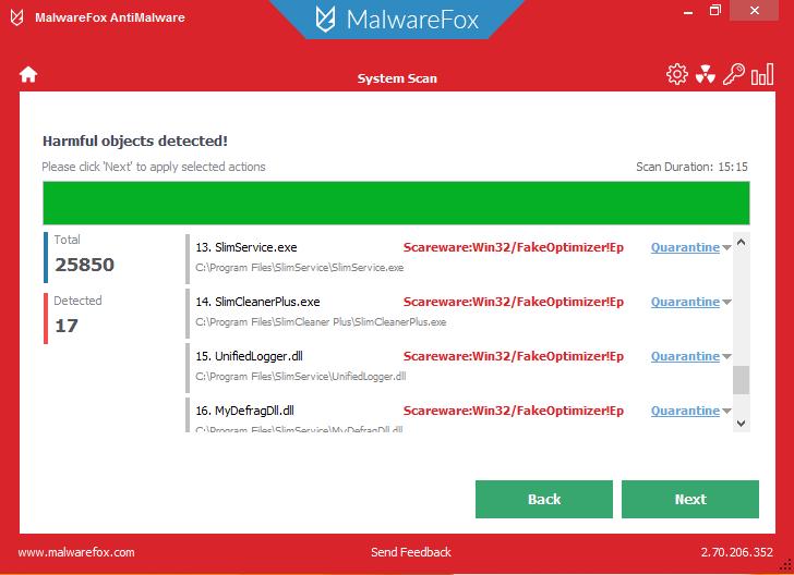 MalwareFox Antimalware Review