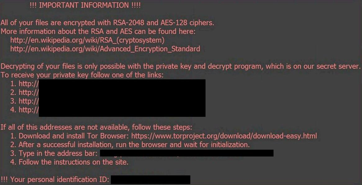 How to Remove Locky Ransomware from Computer