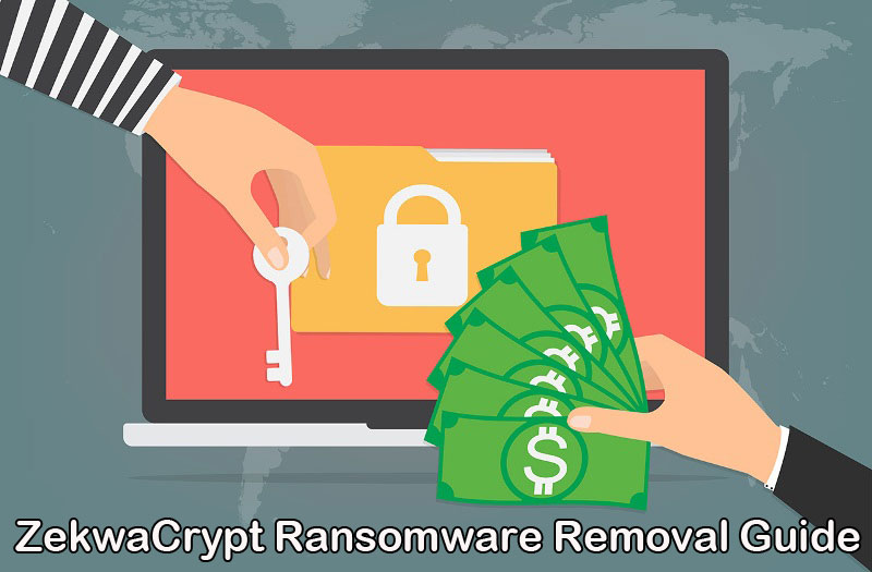 How to Remove ZekwaCrypt Ransomware