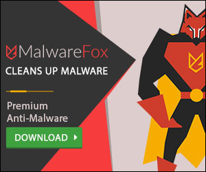 MalwareFox Download Banner
