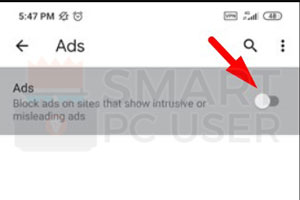 How to Stop Ads on Android Chrome