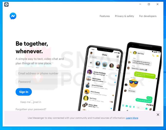 delete MessengerPlus Adware