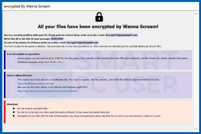 Uninstall Fob Ransomware